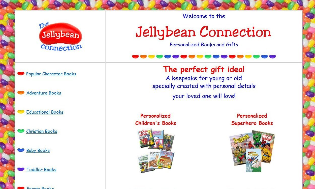 Jelly Bean Connection -  has upgraded features