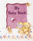 Personalized book for Baby