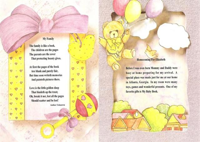 Baby Book page2