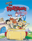 Personalized Flintstone book