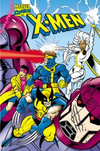 Personalized X-men Book