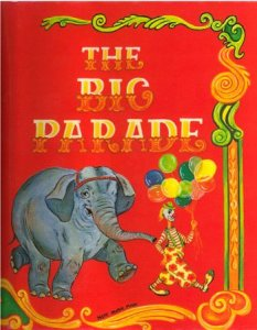 The Big Parade Personalized Create-a-book