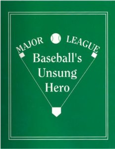 personalized book about Baseball