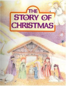 personalized Story of Christmas