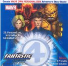 My Day With The Fantastic Four interactive storybook CD