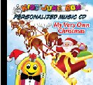 My Very Own Christmas Music CD