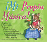 My Very Own Music Spanish Music CD