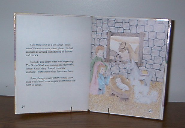 Personalized Christmas Story about Jesus birth