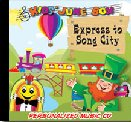 Express To Song City Personalized Music CD