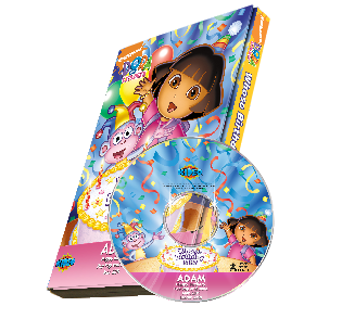 Dora the Explorer: Whose Birthday Is It? DVD